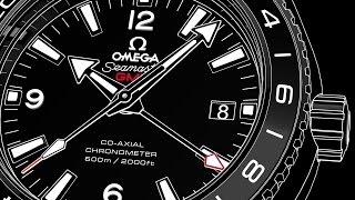 Omega Seamaster Планета Океан Калібр 8605/8615 - відео інструкція
