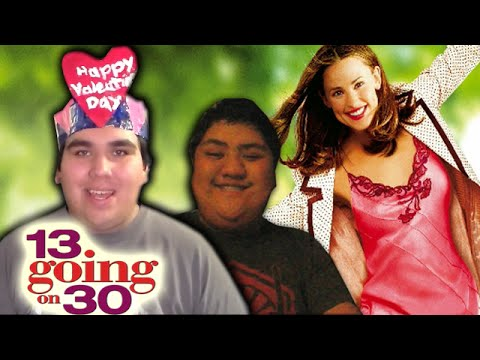 13 Going on 30 movie review with Brian Mendoza