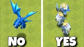 "HOW to use ROYALE GHOST!! ""Clash Of Clans"" Best Tactics"