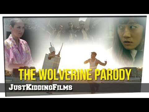 The Wolverine Parody