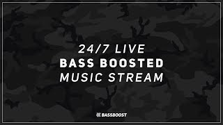 Bass Boost || 24/7 Bass Boosted Music Radio Livestream | Trap, EDM, Bounce, Chill & Rap 2017 Video