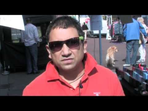 Croydon Old Town: Portas pilot bid film