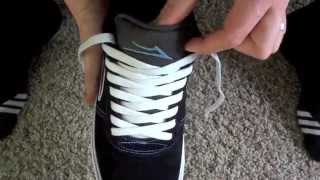 How to never tie your shoes again