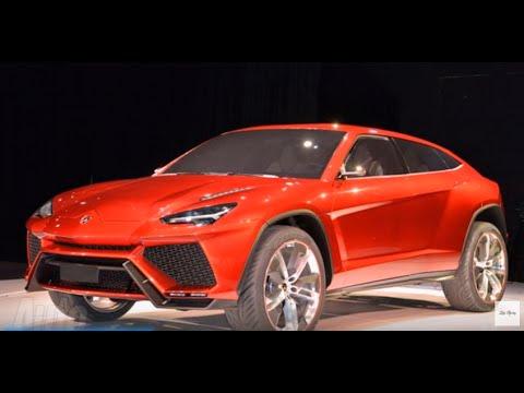 New Lamborghini Urus 4x4 Specs, Price And More!