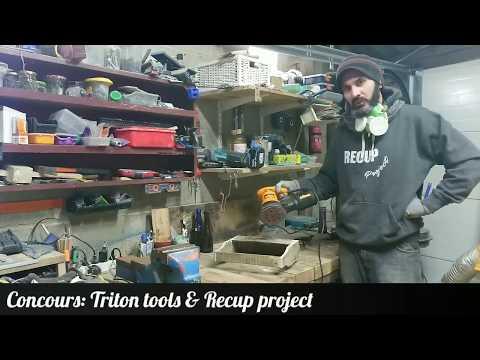 [ terminé ] Concours: Triton tool et Recup project