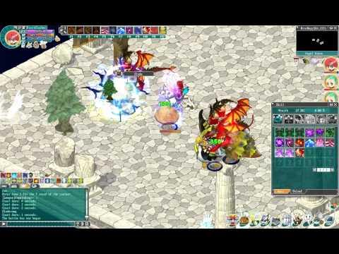 Angels Online – Angel Arena- FruitSlasher (Nyx) 08/06/2014