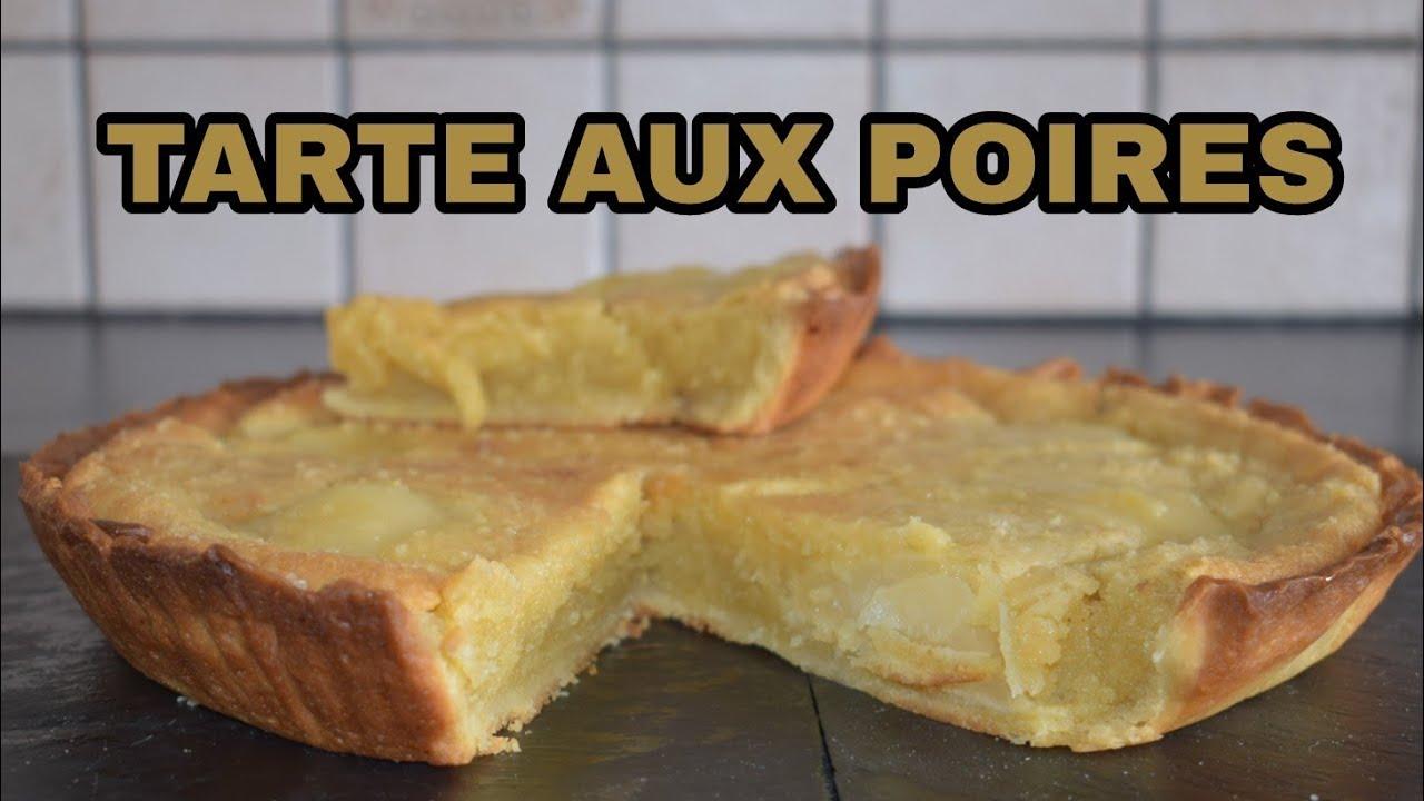 COMMENT FAIRE UNE TARTE AUX POIRES recette ( prezk facile ...