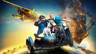 Las Aventuras de Tintin: El Secreto del Unicornio 3D (Trailer español)