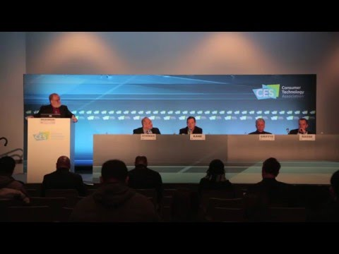 Panel Discussion: More Than Pixels - 2016 CES