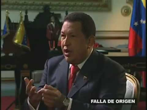 Hugo Chávez vapulea a Stephen Sackur en Hardtalk, BBC  Entrevista en Venezuela  10 de junio, 2010 1