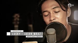 Acoustic Music   Lucky - Jason Mraz ft Cobie Caillat Cover