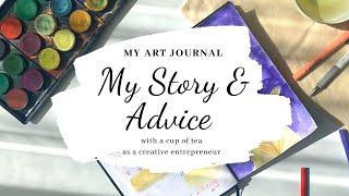 My Story as a Creative Entrepreneur