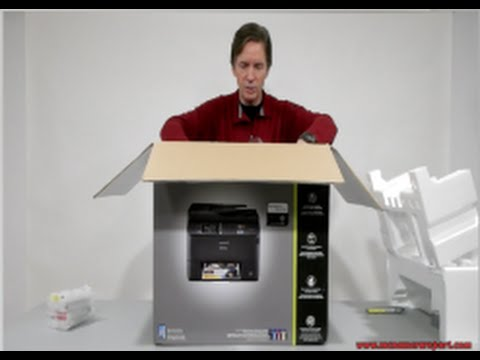 Epson WorkForce Pro WF-4630 Unboxing Experience