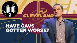 Have The Cavaliers Gotten Worse? | The Jump | ESPN