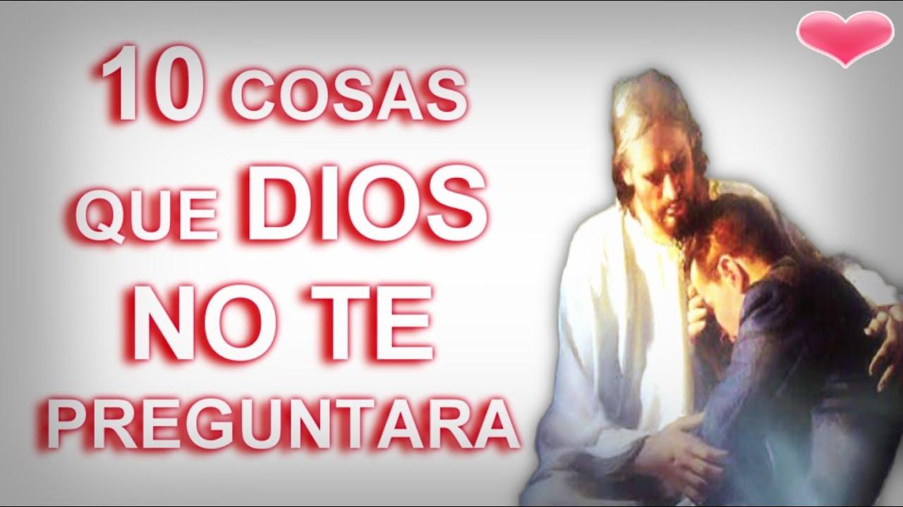 Reflexion De Amor De Dios