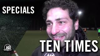 Ten Times mit Silvio Passadakis (Trainer SG Köln-Worringen) | RHEINKICK.TV