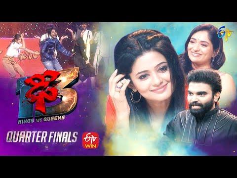 Download Dhee 13 Latest Promo   Quarter Finals   Kings vs Queens  20th Oct 2021   Sudheer, Rashmi,AadiPradeep