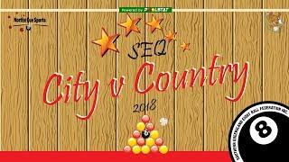 2018 SEQ City v Country - Brisbane v Kilcoy - B Grade