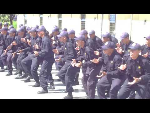 Persembahan Yel-yel Siswa Gada Pratama Angkatan 133