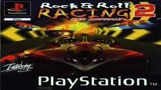 PSX Rock & Roll Racing 2 - Red Asphalt
