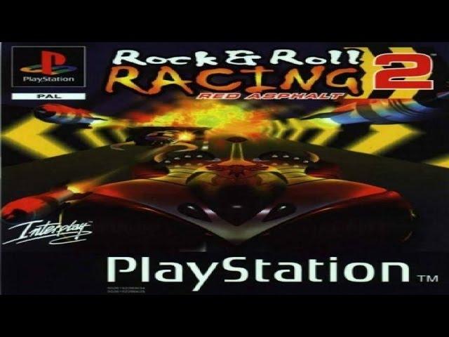 PSX Rock & Roll Racing 2 - Red Asphalt' LongPlay