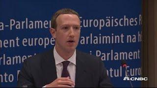 Zuckerberg: Regulation On Tech Companies 'Inevitable' | CNBC