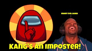 Kang's an Imposter! | Among Us with RyanFTW, Chase, Crunchy Island & more!