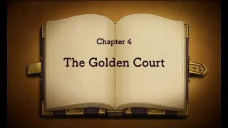 Professor Layton vs. Ace Attorney #14 ~ Chapter 4 - The Golden Court (1/5)