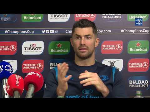 Leo Cullen and Rob Kearney preview Exeter Chiefs