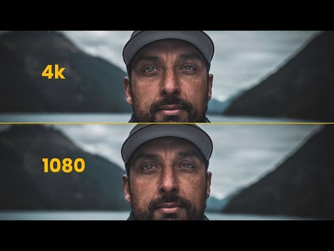 4k VS 1080 - What you need to know about RESOLUTION