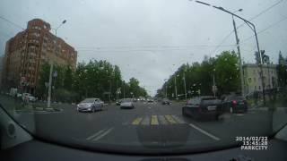 Дураки на дорогах или один день проезда по городу Домодедово