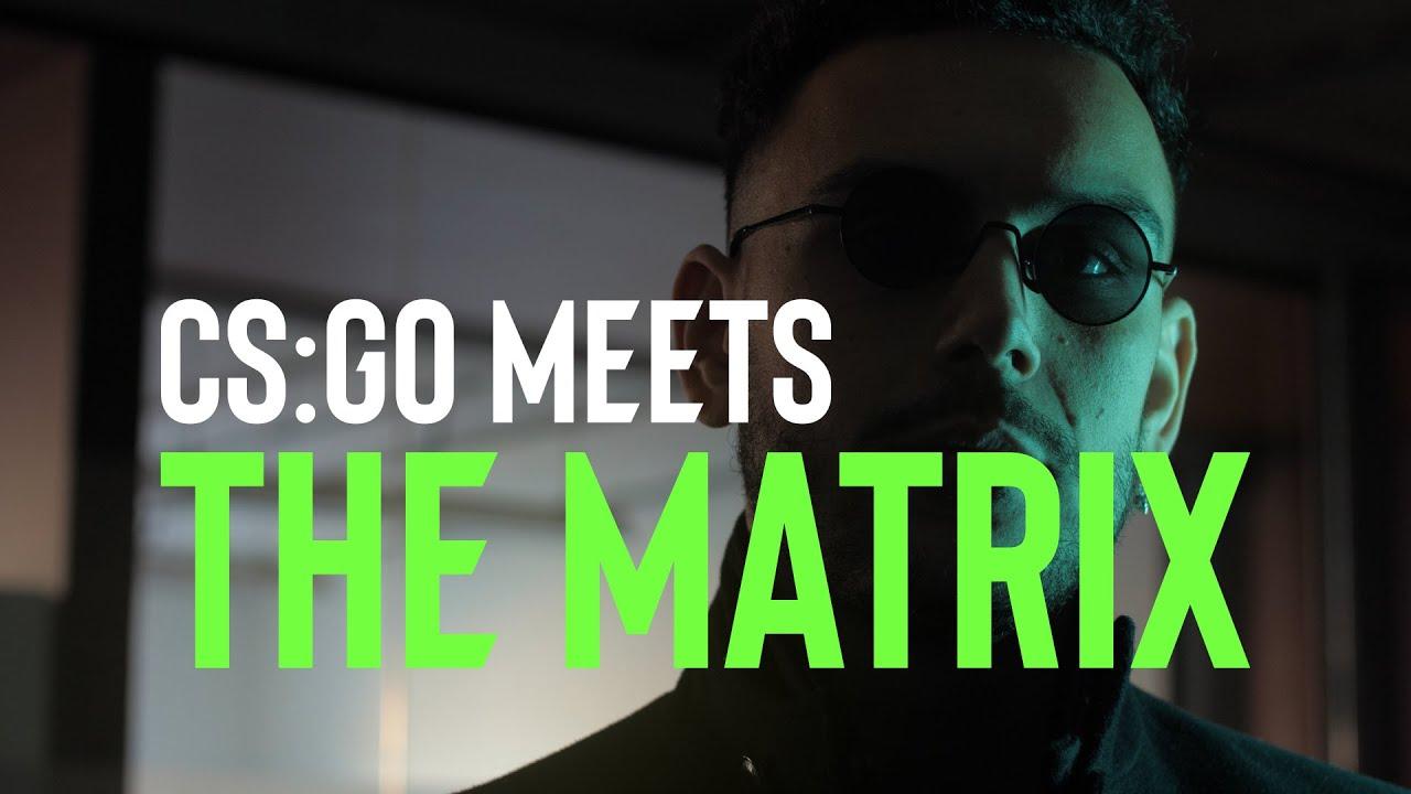 The Matrix X CS:GO