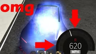 TESLA ROADSTER 2.0 WITH INSANITY VS. WITHOUT INSANITY | Roblox Vehicle Simulator #25