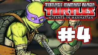TMNT: Mutants in Manhattan - Part 4 - Kirai! Gameplay Walkthrough