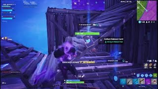 Fortnite 5 days after cxc [my bot moments in there too]