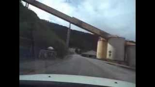 Driving on Christmas Island