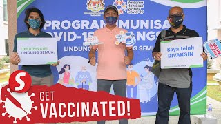 Khairy: Over 700 journalists have received Covid-19 vaccine jabs