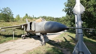 Музей военной техники город Аксай - SONY RX10 iV  проба снять 4К видео без монтажа одним кадром