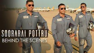 Soorarai Pottru Set Making Video | Jacki Narrates | Sudha Kongara | Suriya