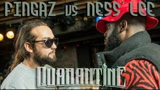 KOTD - Rap Battle - Fingaz vs Ness Lee