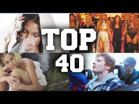 UK Top 40 Songs of 2017