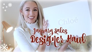 Designer & Premium High Street Jan Sales Haul!  NET-A-PORTER, Tory Burch, Reiss |  Fashion Mumblr