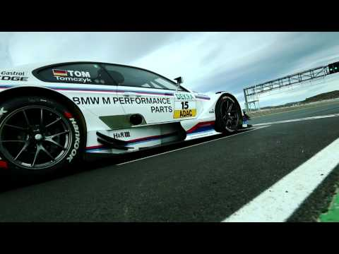 Share our passion - BMW Motorsport.