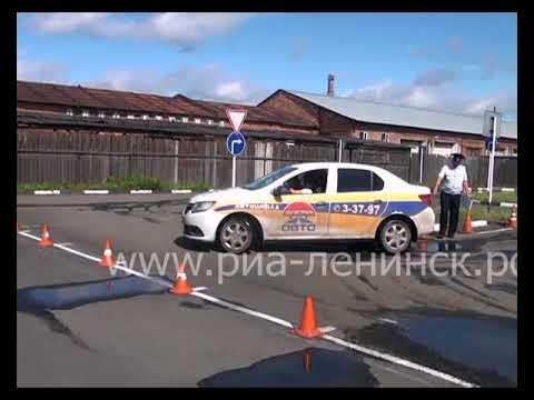 Опытные водители попробовали сдать экзамен