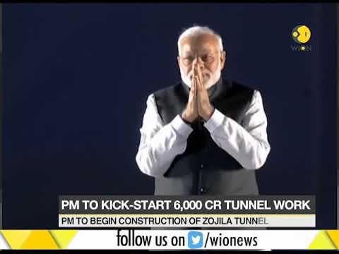 PM Modi to visit Jammu and Kashmir to inaugurate Kishanganga project