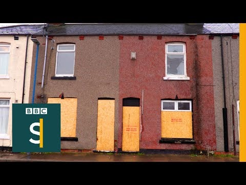 """Poverty is not our fault"" BBC Stories"