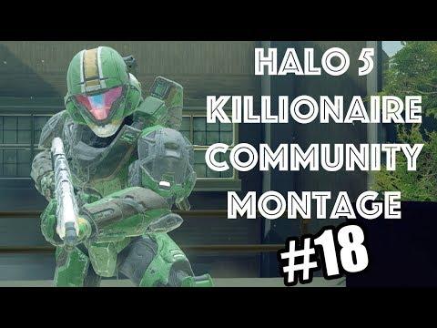 A Halo 5 Killionaire Montage #18 | Imagine Dragons Believer (Kaskade Remix)