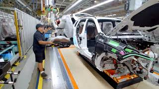 2018 BMW X5 Production, BMW Group Plant Spartanburg