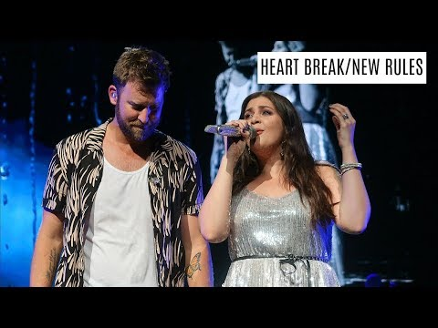 Heart Break/New Rules Lady Antebellum Hartford