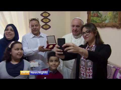 Pope Francis Visits Milan